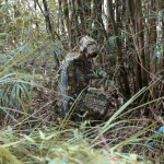 Camouflage Suit Bionic Ghillie for Hunting Games HOT SALE!!