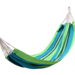 Canvas Hammock Colourful Striped High Wear-resisting Performance