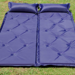 Sleeping Pad Self-Inflating Dampproof Waterproof with Pillow Outdoor Camping