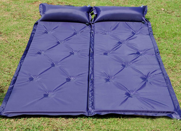 Sleeping Pad Self-Inflating D&proof Waterproof with Pillow Outdoor C&ing : tent mattress - memphite.com