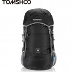 Outdoor Backpack TOMSHOO® 40L Lightweight FREE Delivery