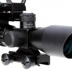 Illuminated Riflescope Tactical Dot Sight Scope FREE Delivery