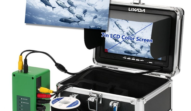 Lixada F001M 15M Underwater Fishing Camera Kit