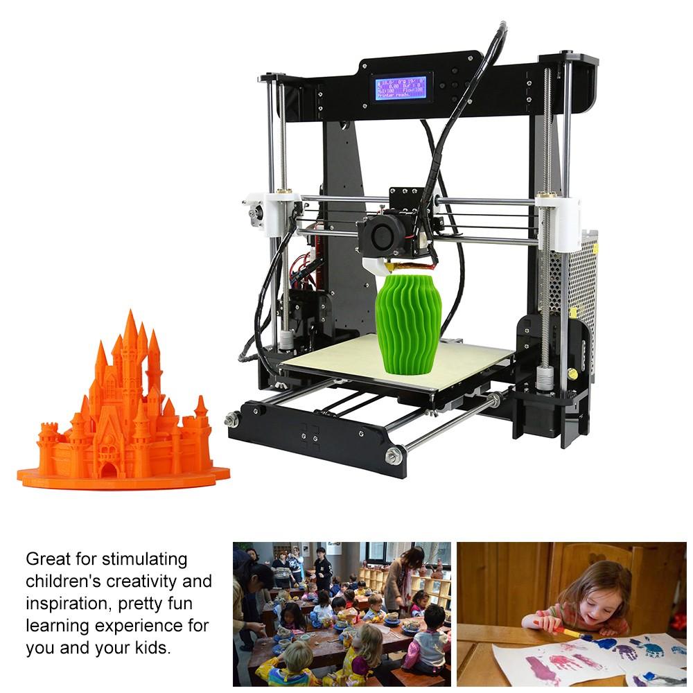 3D Printer Anet A8 Kit Review